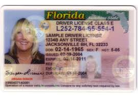 Templates 96670 - Drivers Driver License Station Florida Id Download Template