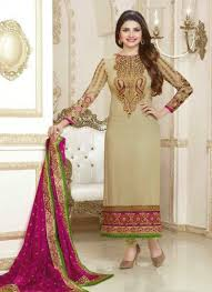 Beautiful Color Combination And Most Attractive Cream