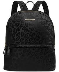 michael michael kors nylon large backpack a macys exclusive style handbags accessories macys