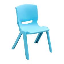 kids plastic stacking chair homebase