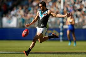 Ollie wines continued his fine season for port and travis boak worked through a. Coach Praises Boak Gray In Port S Afl Win Racing And Sports