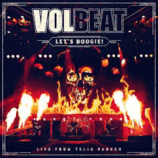 <b>Volbeat</b> – <b>Let's Boogie</b>! Live From Telia Parken | Metal Invader