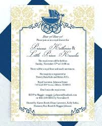 Royal Invitation Template Prince By Shower Invites Royal Invitation Little Template