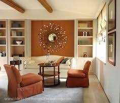 orange living room accent wall. living room color schemes | for the home decorator\ orange accent wall