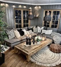 bohemian style living room ideas