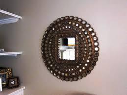 Decorating Bathroom Mirrors Diy Bathroom Mirror Ideas Home Design And Decor Easy Diy
