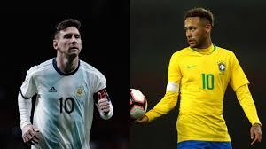 Brasilien vs argentinien copa america. Copa America 2019 Squads For Brazil And Argentina Head To Head Comparison