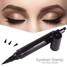 winged eyeliner st 2 in 1 waterproof smudgeproof winged long lasting liquid eye