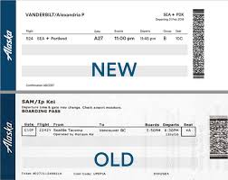 Alaska Simplifies Boarding Process Alaska Airlines Blog