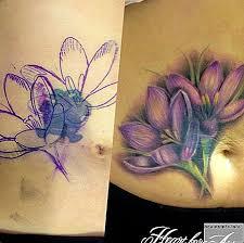 Top 9 Cover Up Tetování Vzory A Nápady Styly V životě Tetovací