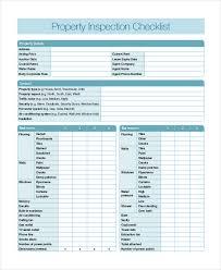 home inspection checklist printable