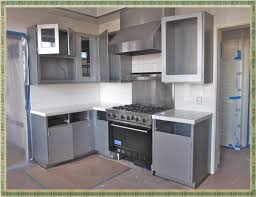 Painting Kitchen Cabinets Kitchen Spray Painting Kitchen Cabinets House Exteriors