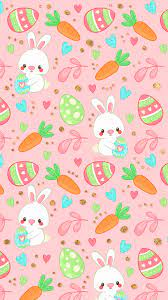 Easter Kawaii Wallpapers - Wallpaper Cave