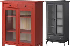 ikea malsjo to elegant tall glass cabinet hemnes glass door cabinet designs