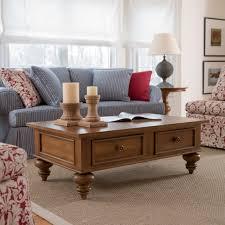 Ethan Allen Living Room End Tables