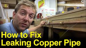 copper pipe leak repair. Unique Leak For Copper Pipe Leak Repair R