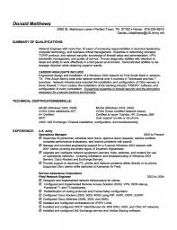 Technical Resume Technical Resume Template Best Example Resume Cover Letter 55