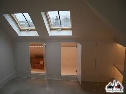 Loft Conversion Bedroom Design Ideas Extraordinary Loft Conversion Bedroom With Ensuite Putney London SW48 Room