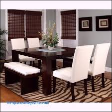 dining set with bench and chairs elegant dining room sets