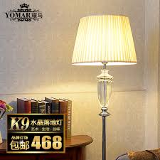 get quotations yao ma stylish minimalist luxury crystal floor lamp living room lamps study lamp bedroom villa upscale