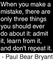 Learning From Mistakes Quotes Fascinating Be A Better You With These Learning From Mistakes Quotes EnkiQuotes