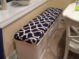 Diy Breakfast Nook Bench Dining Table Bench Pad Tufted Dining Bench Cushion West Elm
