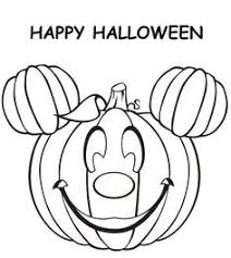 Small Picture Halloween Coloring Page Three Pumpkins Halloween coloring Free