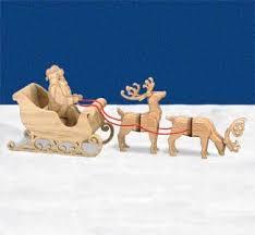 scroll saw christmas projects. 3d sleigh \u0026 reindeer scroll saw pattern- 9\ christmas projects