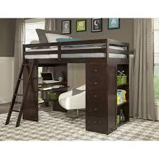 bedroom adorable full loft beds with desk diy size plans thedigitalhandshake furniture bunk and