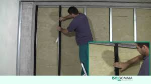 sound insulation for walls. Sound Insulation MINERAL + MUSTWALL: Partition Walls 125mm For O