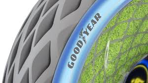 Bicycle Wheel Light Software V2 0 Goodyear Creates Oxygene 3d Printed Concept Tire To Improve