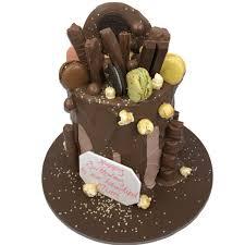 Indulgence Chocolate Cake Birthday Cakes The Cake Store
