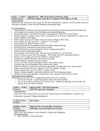 Sap Basis Sample Resume Sap Basis Resume Sample Zaloy Carpentersdaughter Co