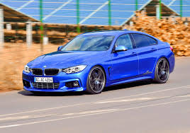 Coupe Series bmw 435i 2015 : 2015 BMW 435i Gran Coupe by AC Schnitzer - front photo, blue color ...