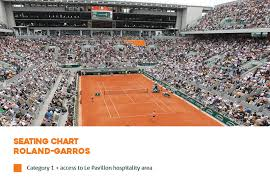 Philippe Chatrier Seating Chart French Open 2020 Tickets Travel Packages Faberg