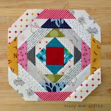 Pineapple Quilt Pattern Stunning Crazy Mom Quilts How To Make A Pineapple Block Without Paper Piecing