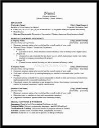 Jobresumeweb Resume Example For High School Student Resume