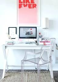 incredible pink office desk beautiful home. Girly Office Decor Pretty Desk Image Inside Awesome Elegant And Exquisite Feminine Home Offices In Stylish . Incredible Pink Beautiful