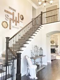 Extraordinary Decorate Stairway Wall 14 On Interior Design Ideas with Decorate  Stairway Wall
