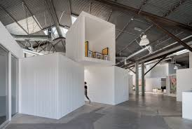 outside the box office. Office Interior/exterior For Hungry Man Productions Headquarters In Los Angeles. Asked FreelandBuck To Potentially Think Outside The Box And S