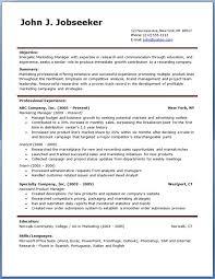 Free Professional Resume Templates Mesmerizing Free Downloadable Resume Template Fancy Download Free Professional