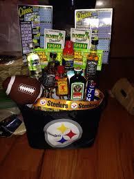 My first DIY gift ! Man gift .. Birthday gift .. Steelers .