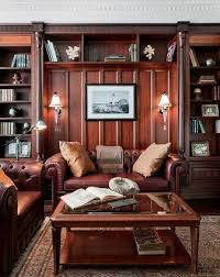 Classic Home Office Design Decor