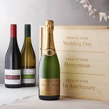 bar drinks wonderful wine for wedding personalised gift twin pack by bottle bazaar nice
