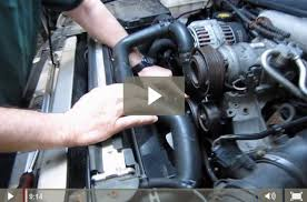 how to replace water pump on land rover