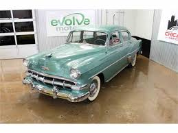 1952 to 1954 Chevrolet 210 for Sale on ClassicCars.com - 13 Available