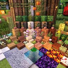 son hd128 minecraft texture pack