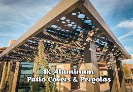 cost for alumawood patio cover
