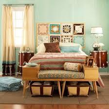 bag bedding stripes bedding duvet set turquoise brown bedding bedroom boho