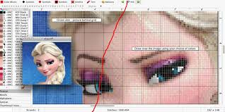 Cross Stitch Pattern Generator Simple Ursa Software's MacStitch And Winstitch 48